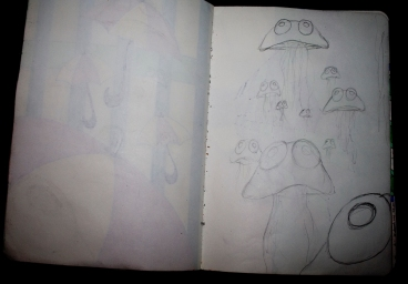 sketches 134